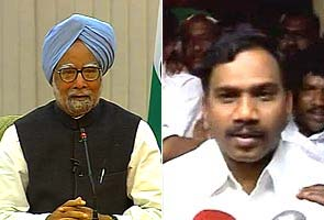 PM Manmohan Singh on 2G spectrum allocation and Raja's role