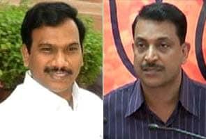 Raja alone 'didn't gulp crores': BJP