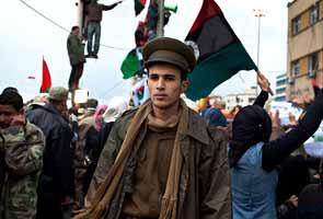 Libya unrest: Gaddafi forces violently quell Tripoli protest