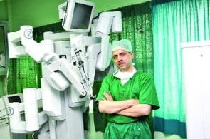 Delhi: Now, robots to perform surgeries at AIIMS