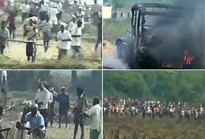 2 Killed in protests in Andhra's Srikakulam