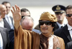 Gaddafi assets, worth 20 million pounds, frozen in UK