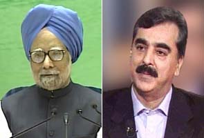 After match, Manmohan-Gilani will dine together