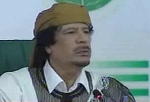Gadaffi looking for deal to exit Libya