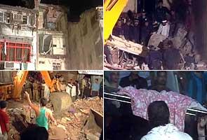 Mumbai building collapse leaves four dead