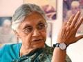 CWG corruption: Shunglu report 'self contradictory', says Sheila Dikshit