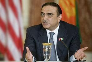 Zardari remits jail term of Indian convict on 'humanitarian grounds'