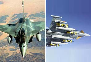 Govt shortlists Eurofighter, Rafale for fighter jets: Sources