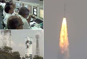 PSLV launch successful, satellites injected into orbit