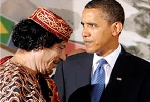Gaddafi, in letter, asks Obama to end air strikes