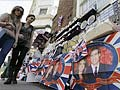 London readies for royal wedding