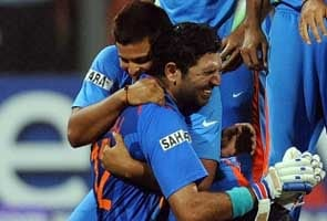 Couldn't stop tears of joy: Sachin