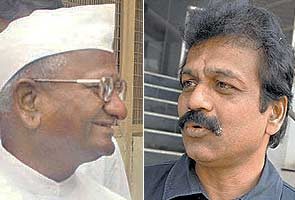 'Biggest land scam in Pune' now under Hazare's scanner
