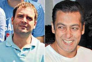 Rahul Gandhi celebrated India's big win with Salman?
