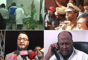 Akbar Owaisi stable, out of danger