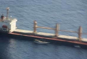 Indian Navy thwarts pirate attack; rescues Chinese vessel, crew