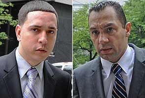 Jury says NYPD men did not rape drunk woman