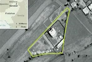 Pentagon releases satellite images of Osama's compound