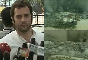 Greater Noida farmers' protest: BSP questions Rahul's evidence