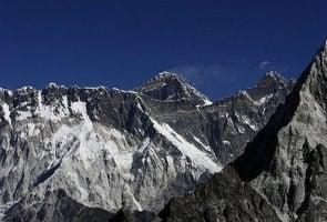 Love on Everest