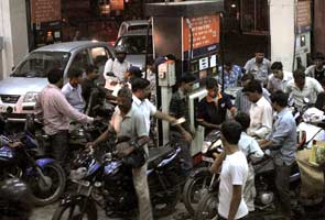 Petrol price hiked by Rs 5 per litre