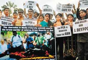 Three Indian journalists killed: watchdog