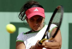 Sania Mirza reaches 2011 French Open Doubles final
