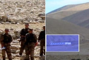 India gives in to China at the border
