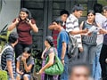 Students bashed up for wearing jeans to college?