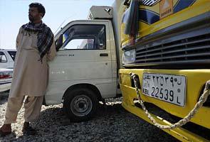 Curse of number 39 haunts Afghan car dealers