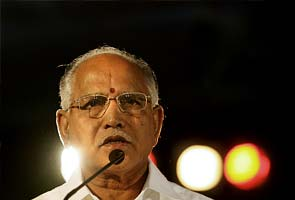 Karnataka Chief Minister Yeddyurappa agrees to quit after BJP's 'unanimous' order