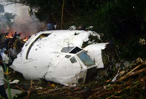 Congo plane crash: Death toll rises to 74