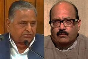 Amar Singh's questioning in cash-for-votes scam unfair: Mulayam Singh