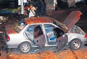 Owner of car at blast site shaken, but alive