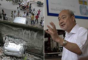 China doctor sets out to 'cure' bad driving