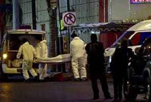 At least 40 killed in Mexico drug war