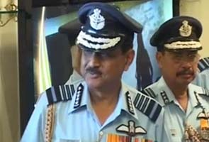 NAK Browne takes over as chief of Indian Air Force