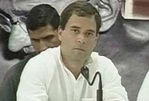 Opposition slams Rahul's statement on terror