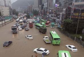 Rains, mudslides submerge Seoul, kill 36