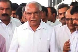 Yeddyurappa writes to Gadkari, stresses he won't resign