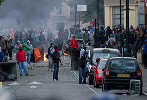 London riots: Facebook plotters jailed for four years
