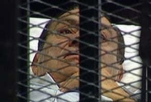 Mubarak's courtroom denial becomes ringtone in Egypt