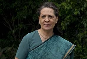 Sonia Gandhi unwell, in US for treatment
