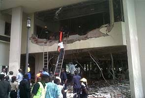 16 killed in bombing on UN building in Nigeria