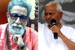 Give up fast: Thackeray appeals to Hazare