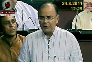 Introspect why Anna campaign has swept India, says Jaitley
