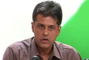 Lokpal Bill row: Manish Tewari apologises to Anna