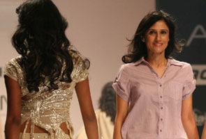 Rina Dhaka returns to LFW after two years