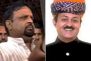Rajasthan BJP MLA suspended for 'slipper missile'