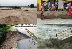 30 dead in Uttarakhand, as rains continue to play havoc in India